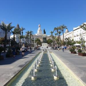 スペイン・アンダルシア旅行記 IV(8)Cádiz カディス