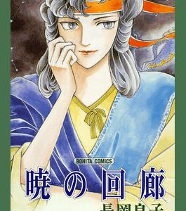 レビュー:長岡良子著、『暁の回廊』全4巻( ミステリーボニータ)
