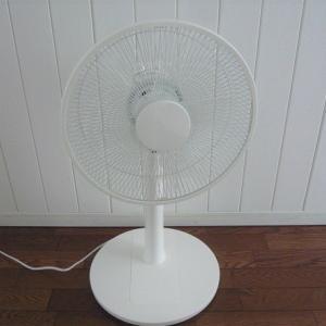 【ニトリ】前面スッキリ!立って操作できる扇風機