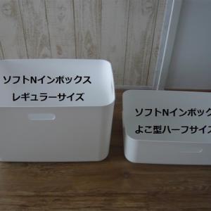 【ニトリ】ソフトNインボックスで衣類を収納