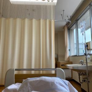 盲腸で入院➡︎退院して元気になりました!!