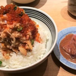 【日本橋】つじ半本店で贅沢な海鮮丼、出汁茶漬けで二度美味しい♪