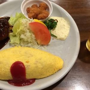 洋食亭ブラームスで美味しい洋食ディナー@ルミネ荻窪