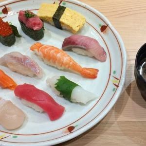 金沢まいもん寿司の平日ランチ@センター南