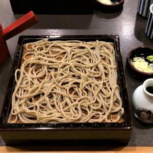 本むら庵荻窪本店で美味しいお蕎麦