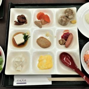 【箱根】天成園 宿泊記②(夕食、朝食編)