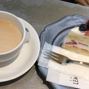 【吉祥寺】レモンドロップ~人気のケーキ屋さんでティータイム