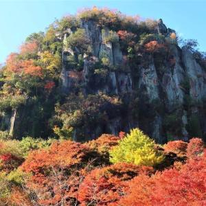 【大分旅行②】耶馬渓観光~深耶馬渓、一目八景展望台で絶景の紅葉観賞!
