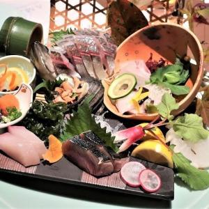 【別府】AMANE RESORT SEIKAI(潮騒の宿・晴海) 宿泊記②(夕食編)~海鮮料理 えいたろう