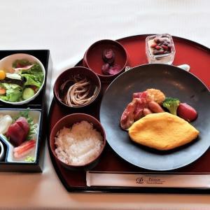 鎌倉プリンスホテル宿泊記④~朝食