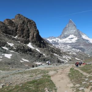 【スイス旅】旅行日程と目次