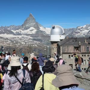 【スイス旅】スイス旅行の服装について