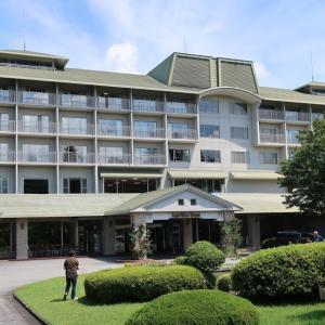 富士ビューホテル宿泊記~富士屋ホテル河口湖アネックス