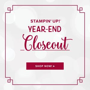 YEAR-END CLOSEOUTでお得にショッピング