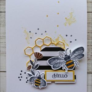 ミツバチカード 4枚目