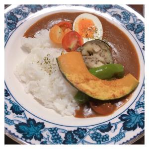 【レシピ】夏野菜カレー