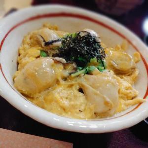 ★宮島グルメ~牡蠣丼 と もみじ饅頭★
