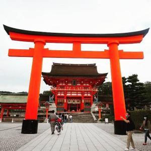 ★京都旅行~伏見稲荷大社★