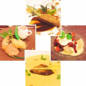 〔dinner〕フレンチ&チャイニーズレストラン「モンスレー」/大阪新阪急ホテル