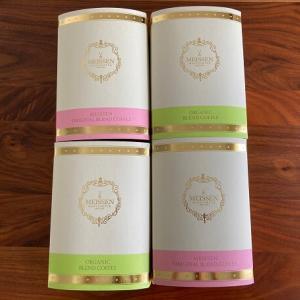 【特別な贈り物】マイセンのドリップコーヒーは味わいも優雅でした!