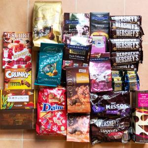 コストコ☆だいすきチョコレート