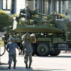 航空自衛隊、北のミサイルに備え東京都心でPAC3展開訓練 【韓国の反応】