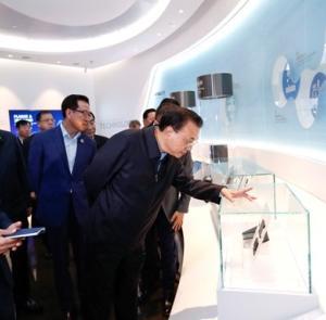中国の李克強首相がサムスン工場を電撃訪問 何故? 【韓国の反応】