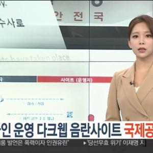 韓国人が運営していた児童ポルノサイト、摘発される...利用者310人を検挙 【韓国の反応】