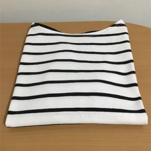 購入したもの GUの半袖ボーダーTシャツ 2枚