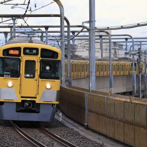 西武9000系・東京メトロ7000系