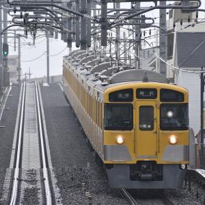 西武池袋線2063F