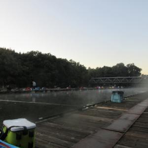 濱嶋  勇のシマノ試竿祭り  in  ひだ池(11/9)