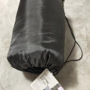 ダイソー封筒型シュラフ【ダイソーシュラフで快適な睡眠を】