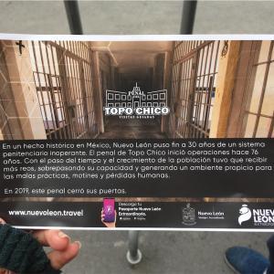 day 977: メキシコ牢獄探検ツアー!