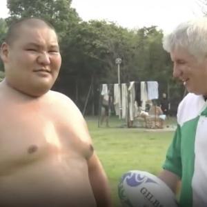【動画あり】ラグビーvs相撲!!どっちが強い?その結果はこちら