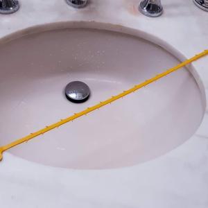詰まりを直す。排水管も空気も気も。