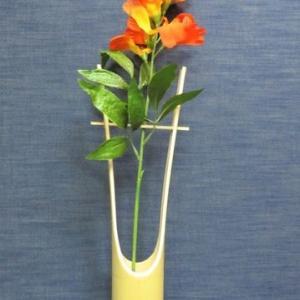 竹製花瓶・6