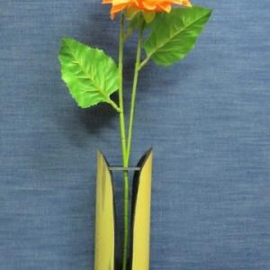 竹製花瓶・11