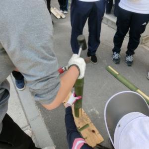 ~ネイチャーガイドのお仕事~【講師】小学校の先生たちも森林学習を体験してみました