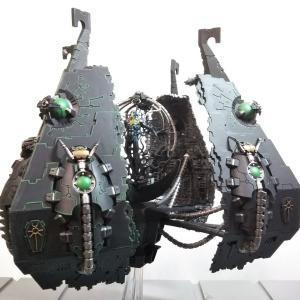 ネクロンの超兵器テッセラクト・ヴォールト完成計画 其の一