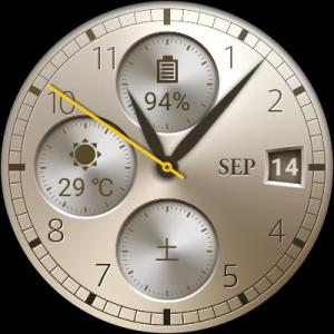 Zenwatch3の最適設定はこれ!