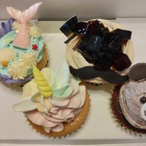 アトリエナユタでカップケーキ買ったおはなし