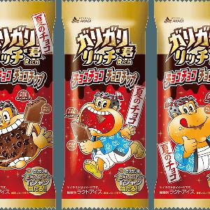 【ガリガリ君リッチ】チョコチョコチョコチップ