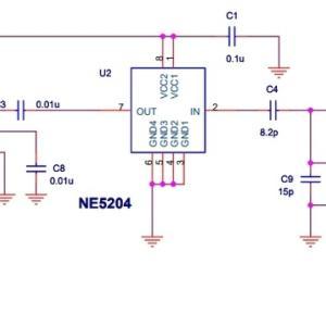 「Studying R80 circuit diagram 」 PART2,「回路図の研究」その2 #FIL&LNA回路図