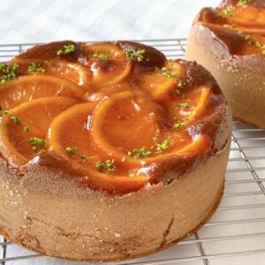 online lesson⑩ オレンジケーキ