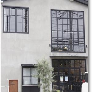 伊奈町のカフェ CAFE THE GARDEN へ   ①