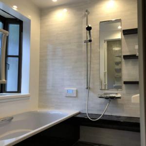 浴室リフォーム~今夜から新しいお風呂をお楽しみください♪