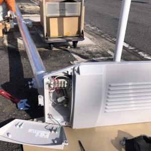 安心安全の為の道路照明灯設置工事