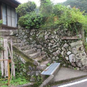 中辺路巡礼の2(14)〜桜茶屋跡@2019.09.01