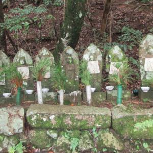 町石道(上小沢⇒壇上伽藍)その4〜高野参詣道